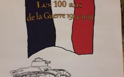 100 ans de la Guerre 1914-1918